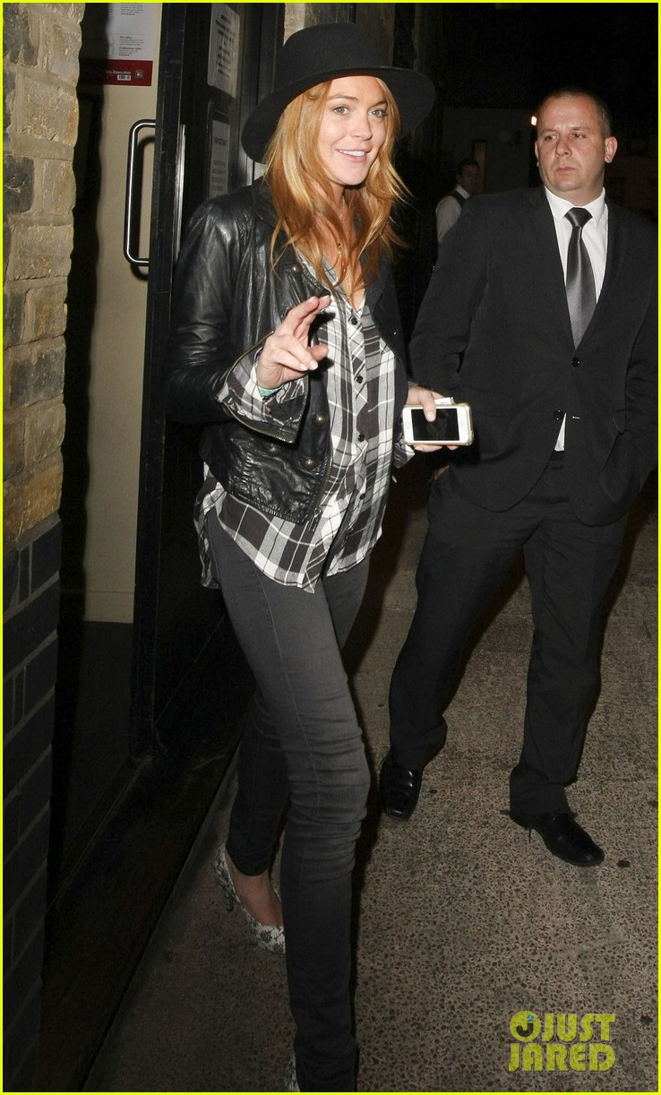 lindsay lohan quotes billy joel chiltern night out london 073182143