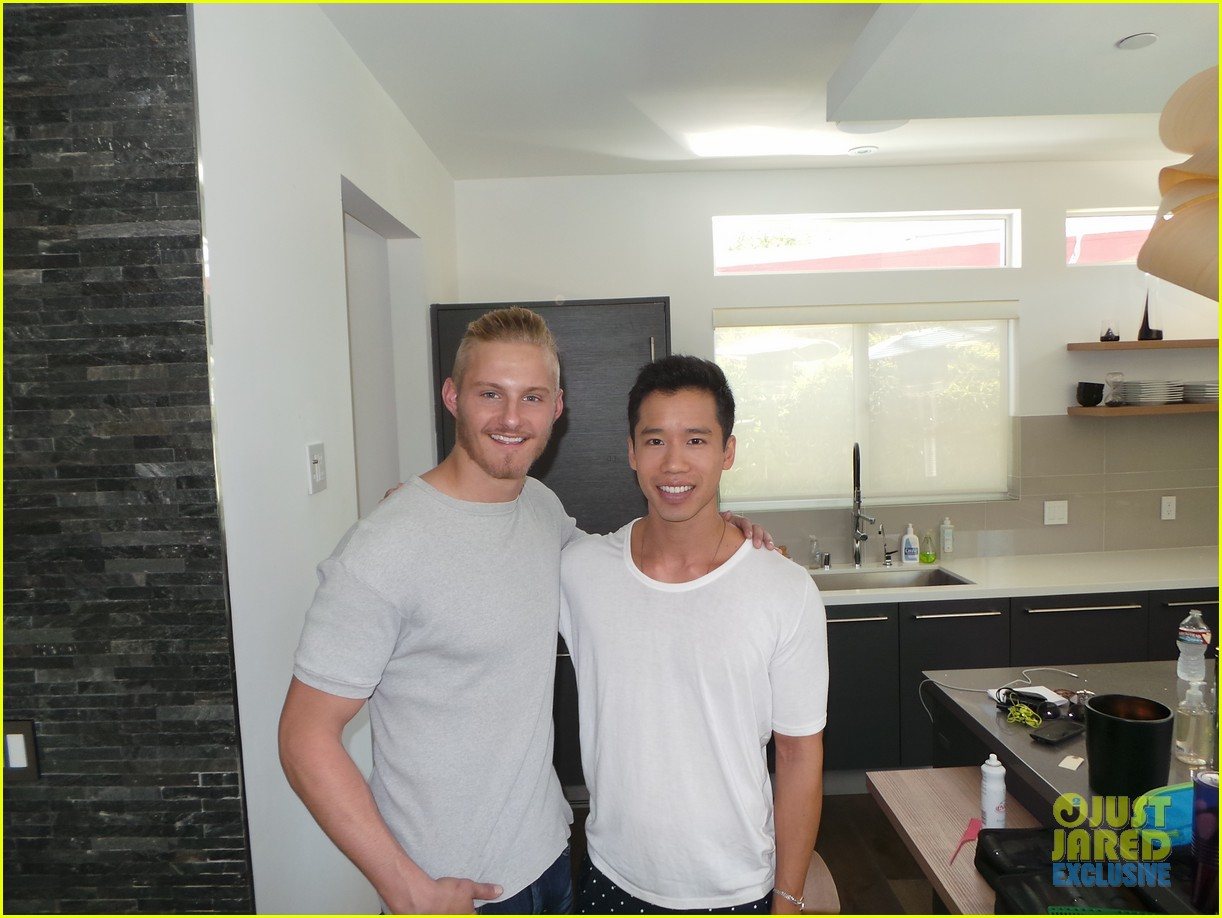 alexander ludwig jj spotlight behind the scenes photos 02