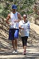 lea michele matthew paetz sweat it out 13