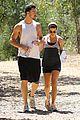 lea michele boyfriend matthew paetz hike 13