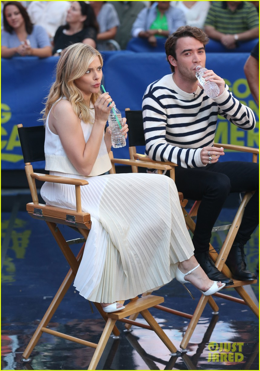 chloe moretz jamie blackley stay gma spot 053178622