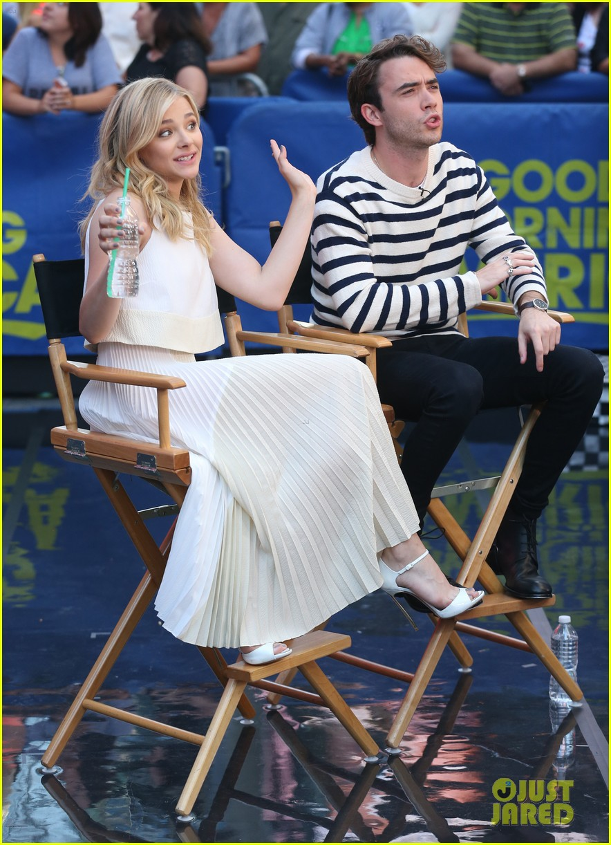 chloe moretz jamie blackley stay gma spot 063178623
