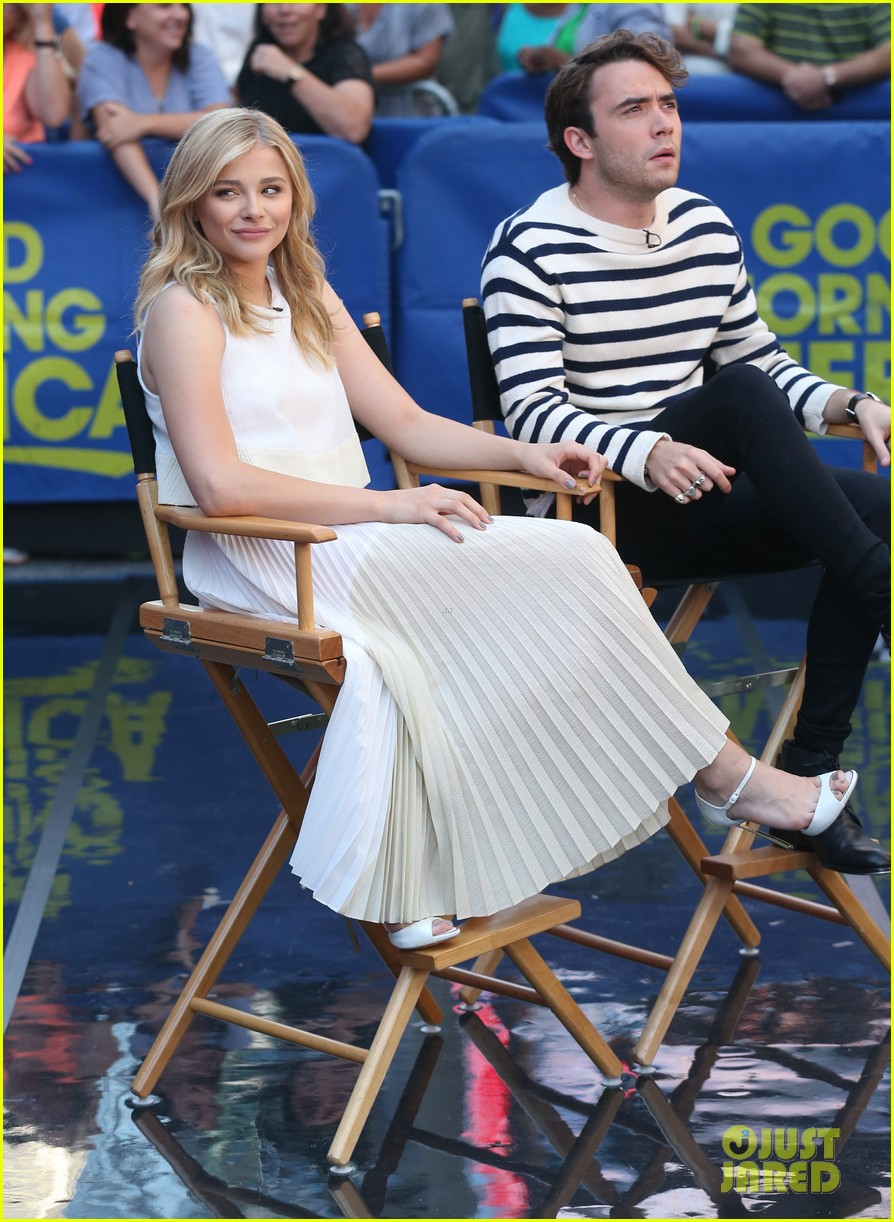 chloe moretz jamie blackley stay gma spot 083178625