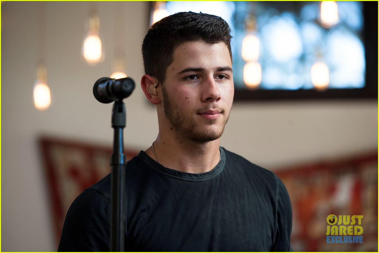 nick jonas reveals new album title 203181201