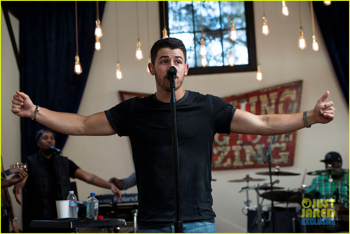 nick jonas reveals new album title 25