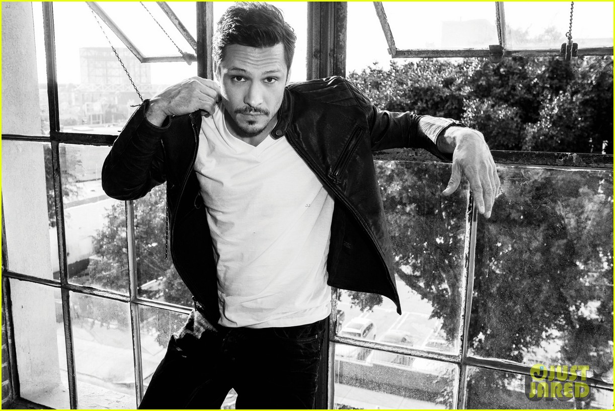 nick wechsler bleu magazine cover 033186564