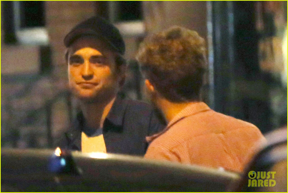 robert pattinson mini brit pack reunion in new york 063186176