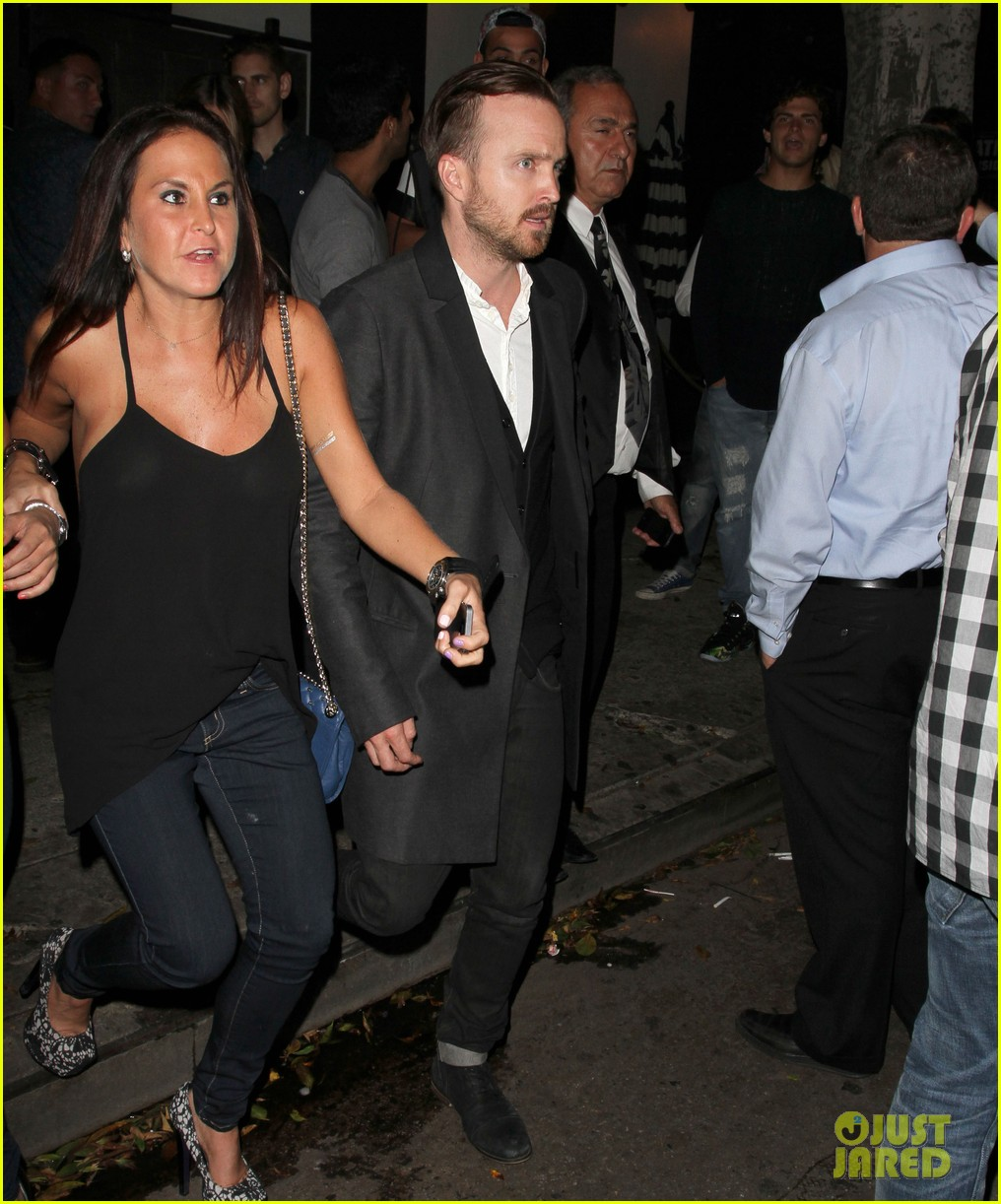 aaron paul didnt steal anything from the breaking bad set 033176901