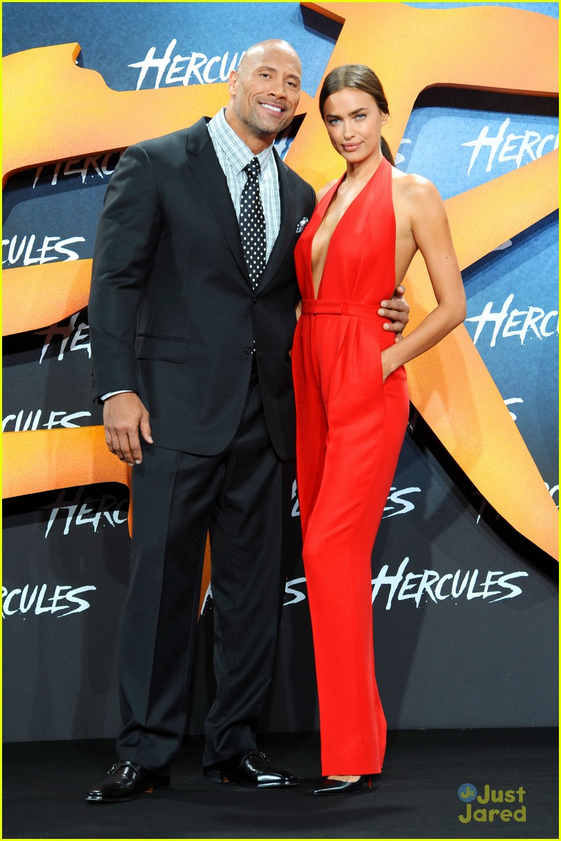 dwayne the rock johnson hercules berlin premiere 02