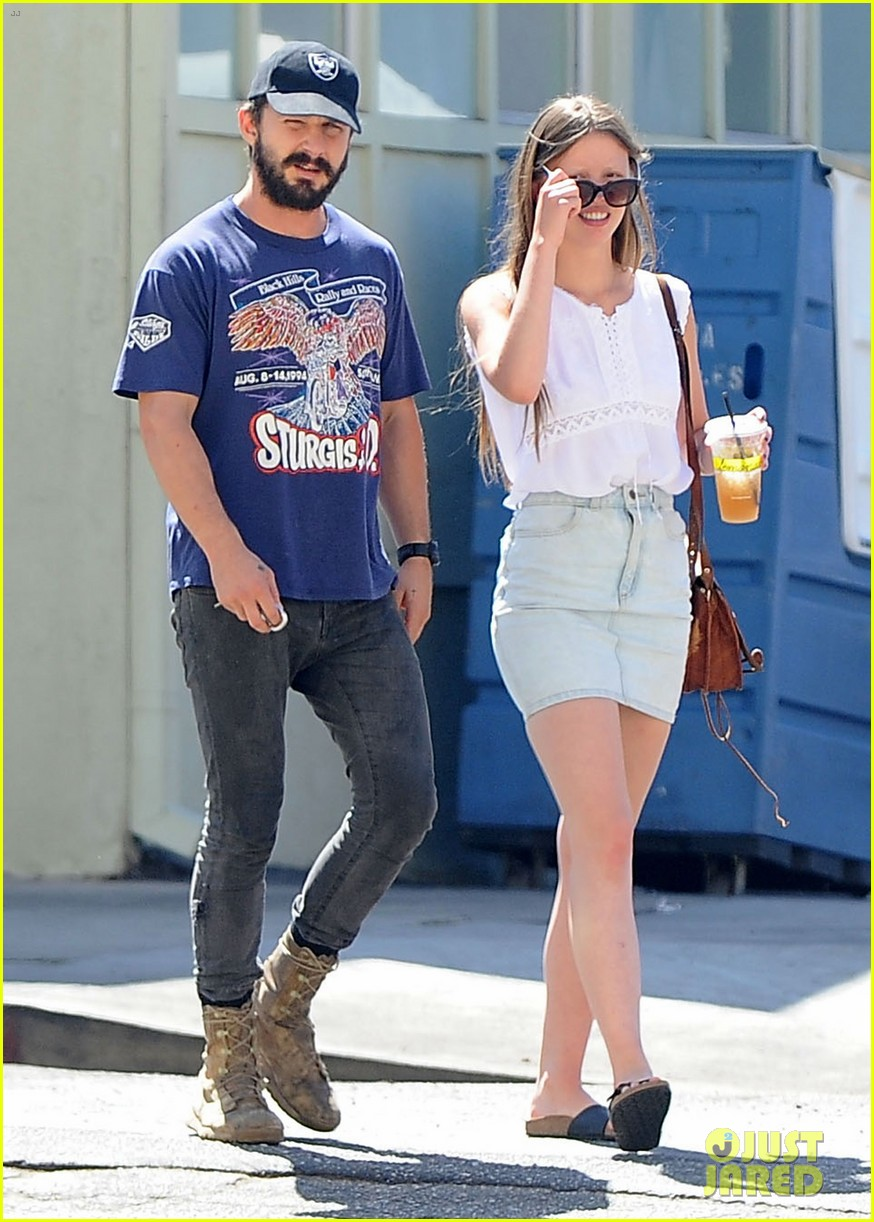 shia labeouf girlfriend mia goth lemonade lunch lovers 023186951
