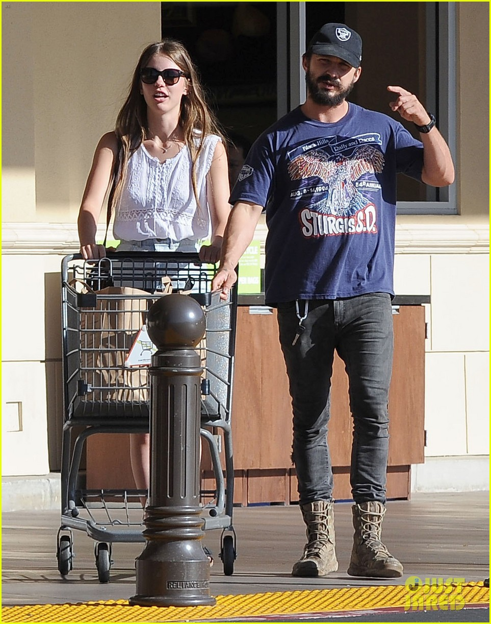 shia labeouf girlfriend mia goth lemonade lunch lovers 07