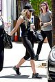 ashlee simpson are stunning sisters in sunset selfie 09