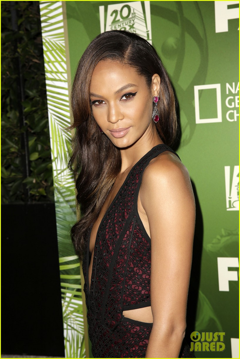joan smalls fox emmys after party 02