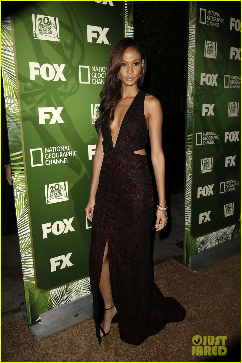 joan smalls fox emmys after party 03