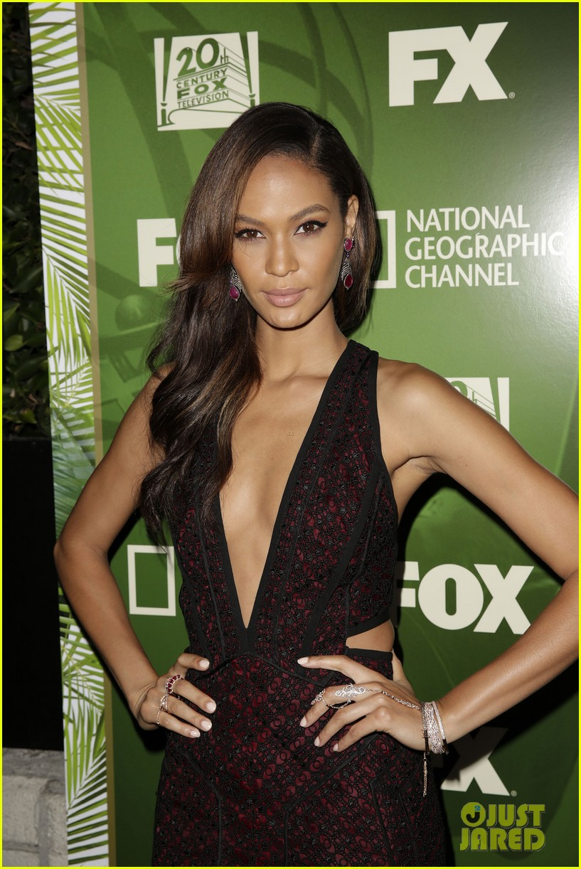 joan smalls fox emmys after party 043184004