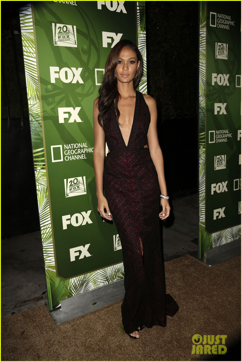 joan smalls fox emmys after party 05
