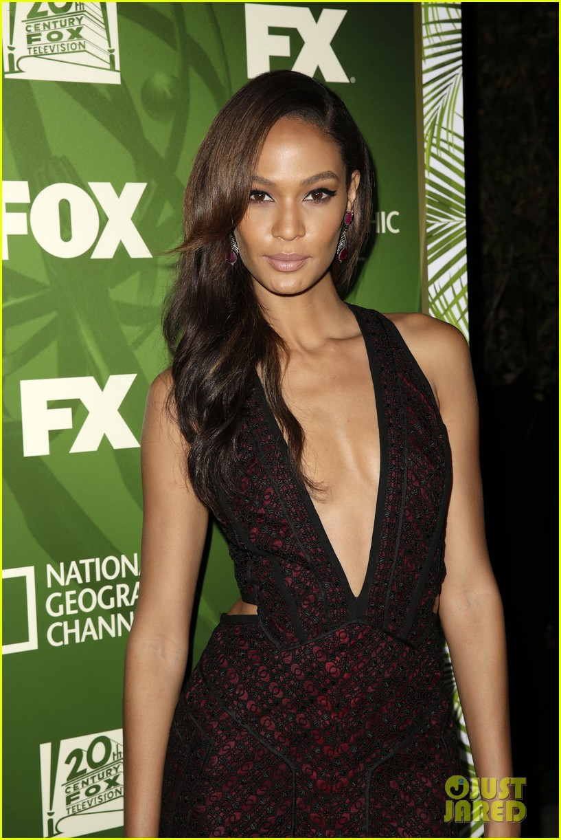 joan smalls fox emmys after party 06