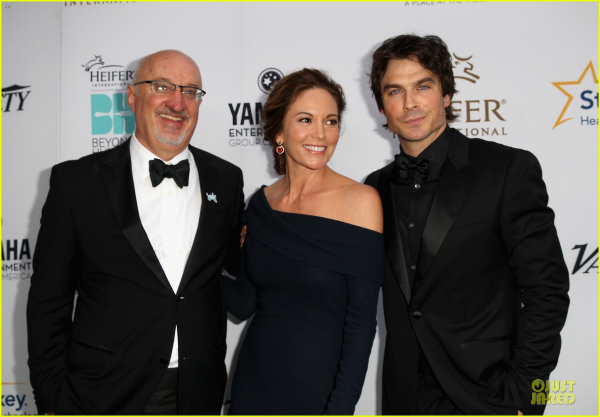ian somerhalder nikki reed match at heifer international gala 10