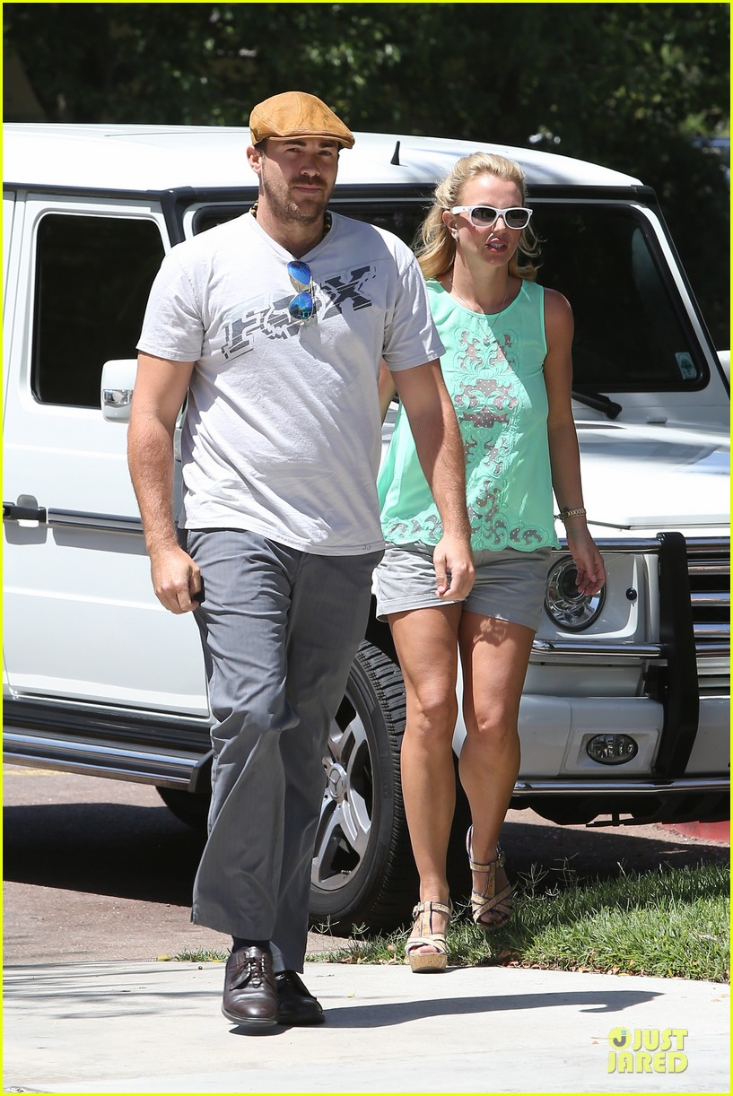 britney spears david lucado spend precious time together 063178844
