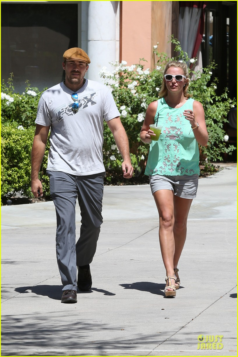 britney spears david lucado spend precious time together 123178850