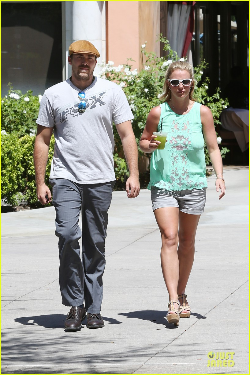 britney spears david lucado spend precious time together 14