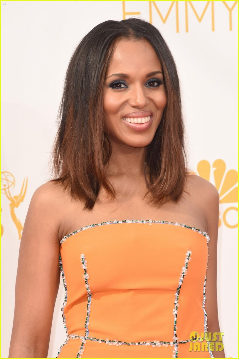 kerry washington emmy awards 2014 023183471