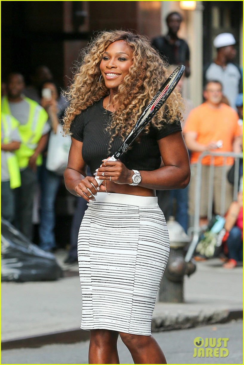 serena williams maria sharapova glam up for us open promo 023179840
