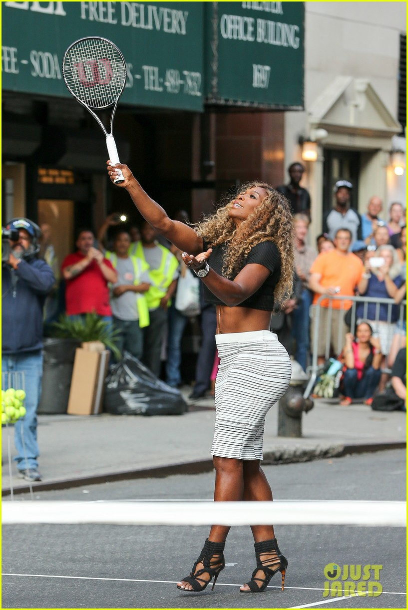 serena williams maria sharapova glam up for us open promo 053179843