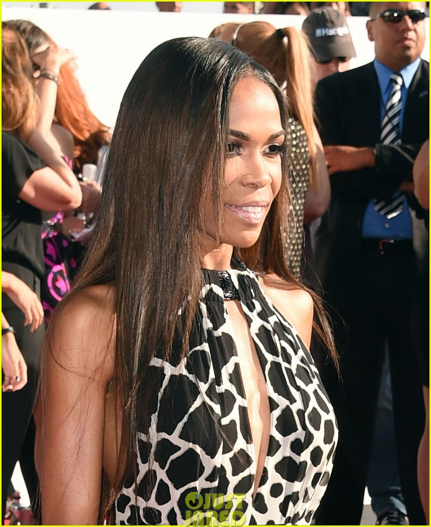 michelle williams animal print dress vmas mtv 103182650