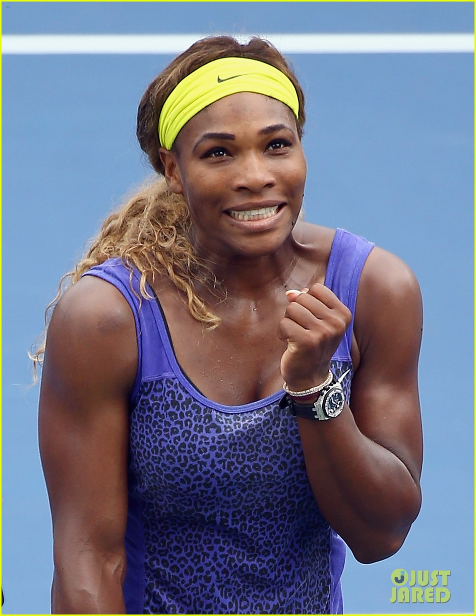 serena williams wins big at western southern open 06