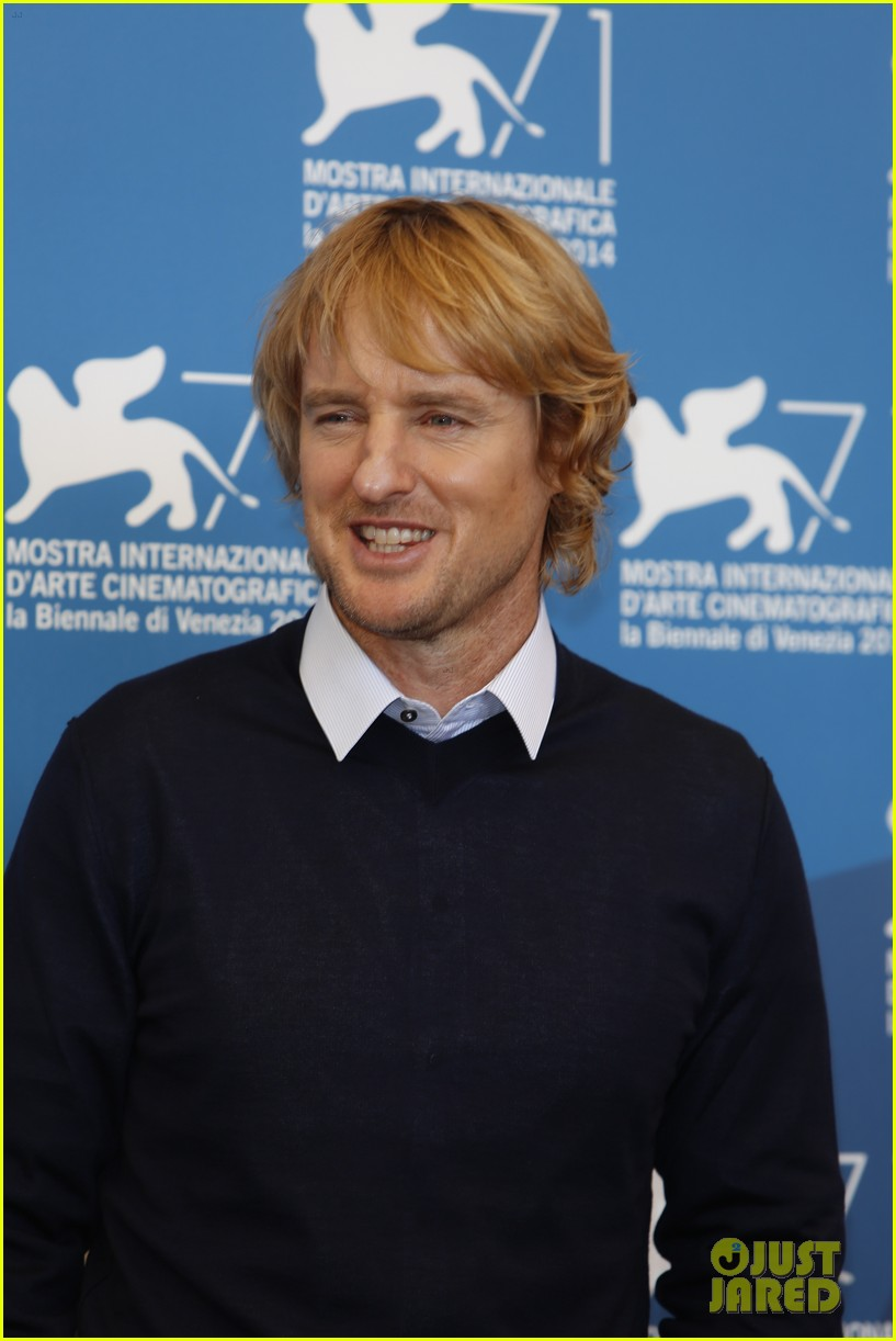 owen wilson shes funny that way venice fest 13