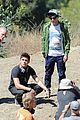 zac efron tree desert we are your friends set 17