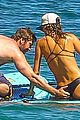 gerard butler makes out with mystery girlfriend on the water 44