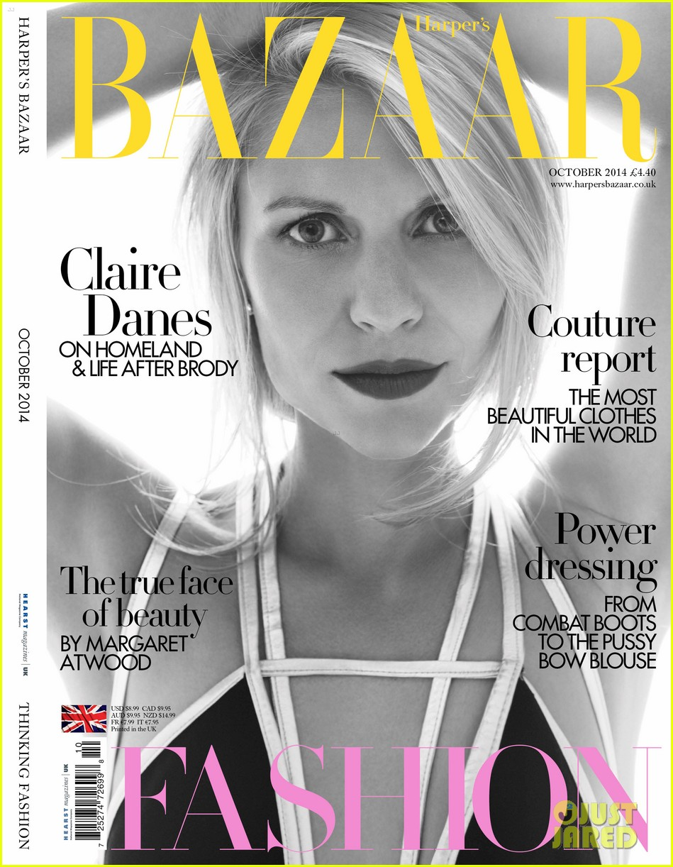claire danes covers harpers bazaar uk october 2014 033187759