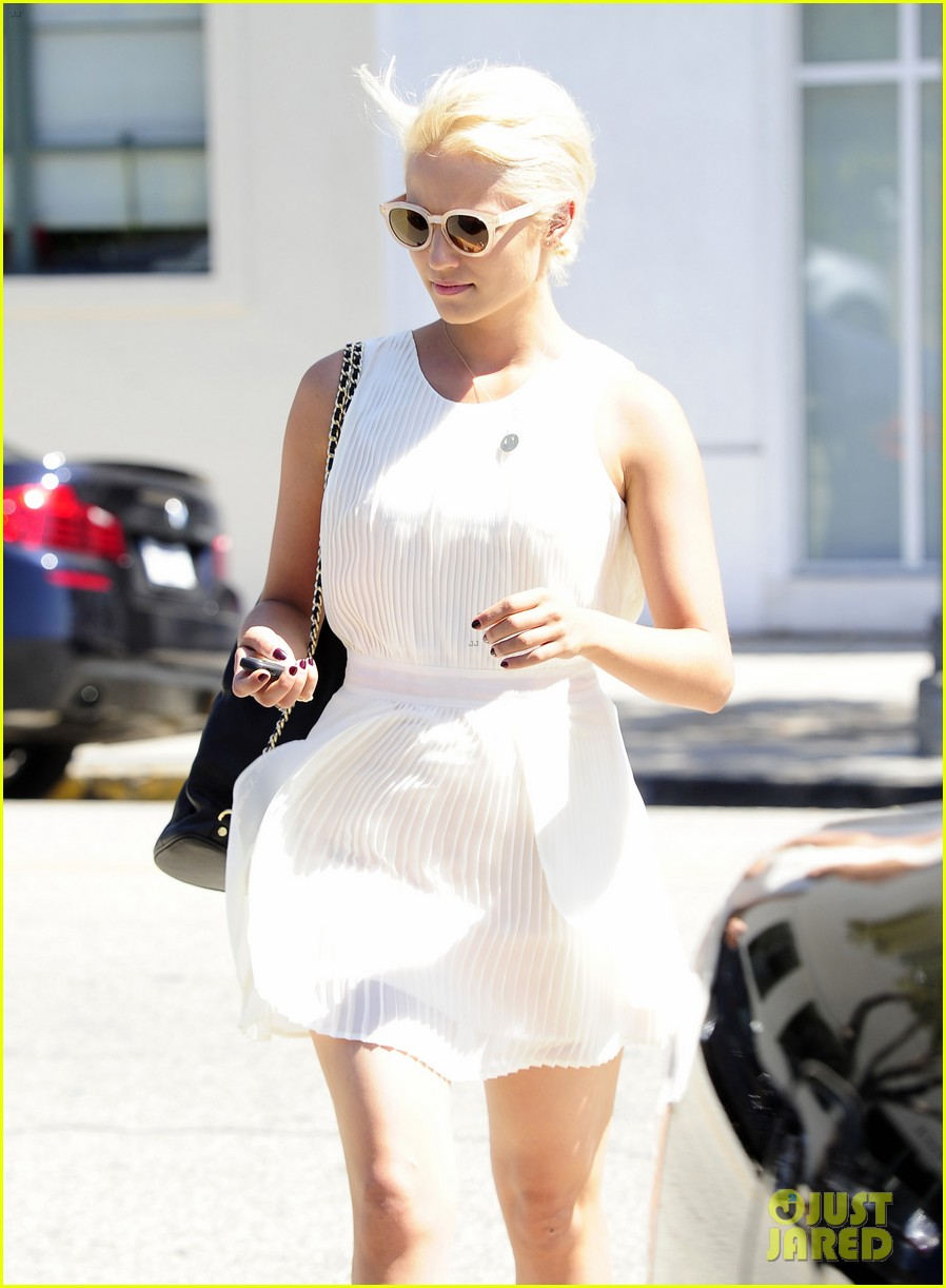 dianna agron marilyn monroe new look 13