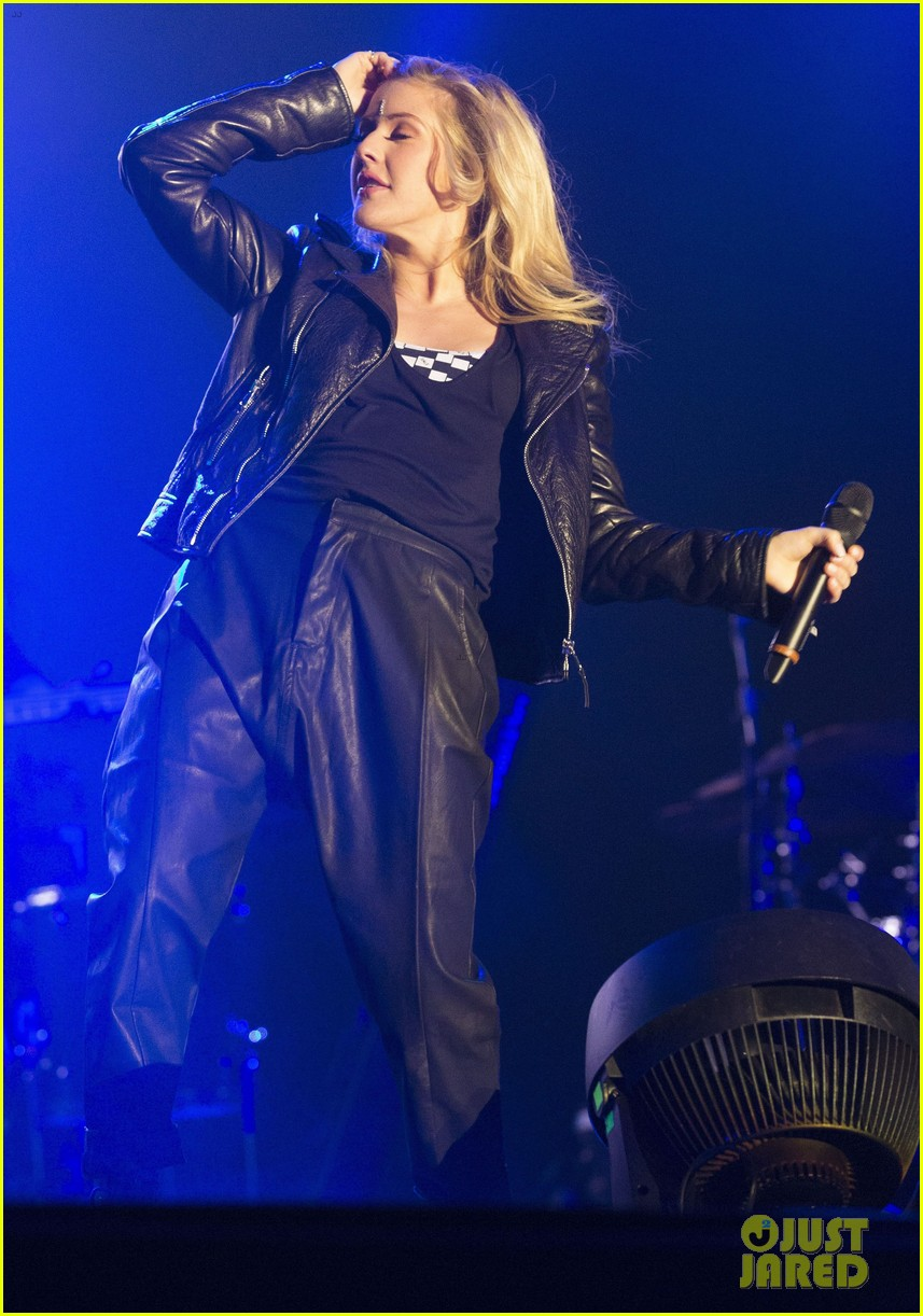 ellie goulding thanks last summer festival performance 16