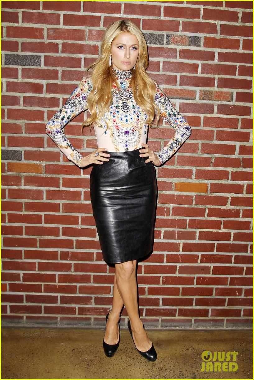 kat graham blonds show at new york fashion week 013194785