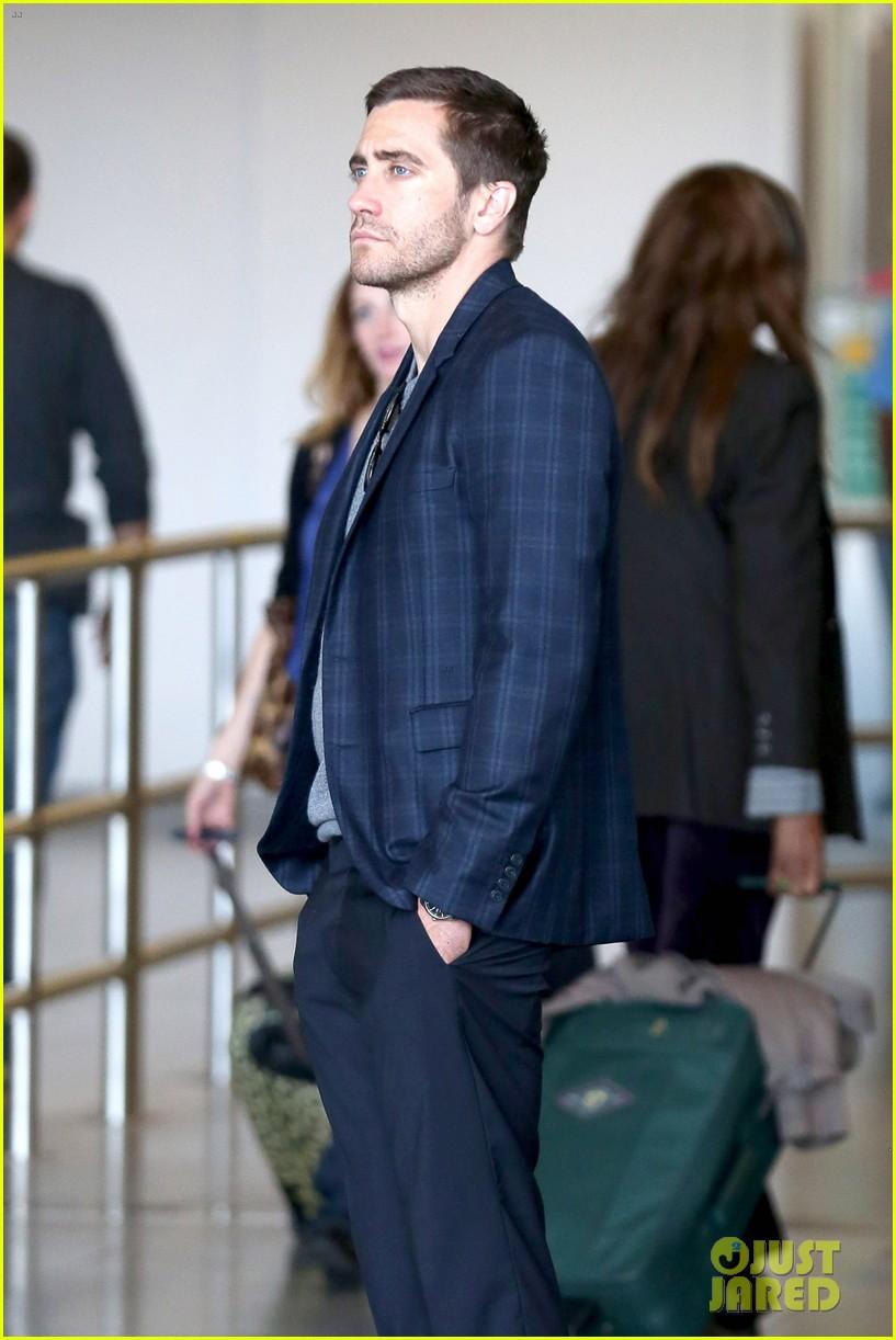jake gyllenhaal starts work on new movie demolition 20 Jake Gyllenhaal