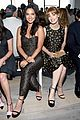 jessica chastain olivia munn hit up michael kors fashion show 05