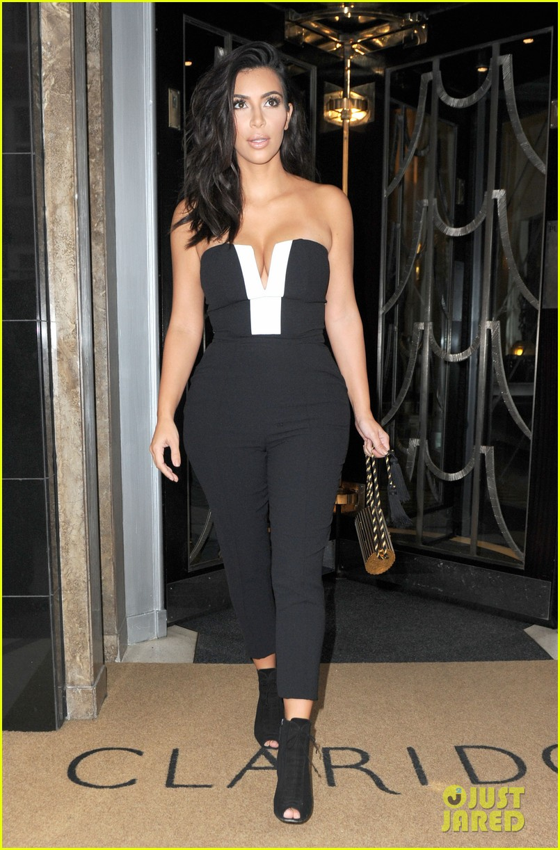 kim kardashian visits bbc radio 1 after being crowned gq 01