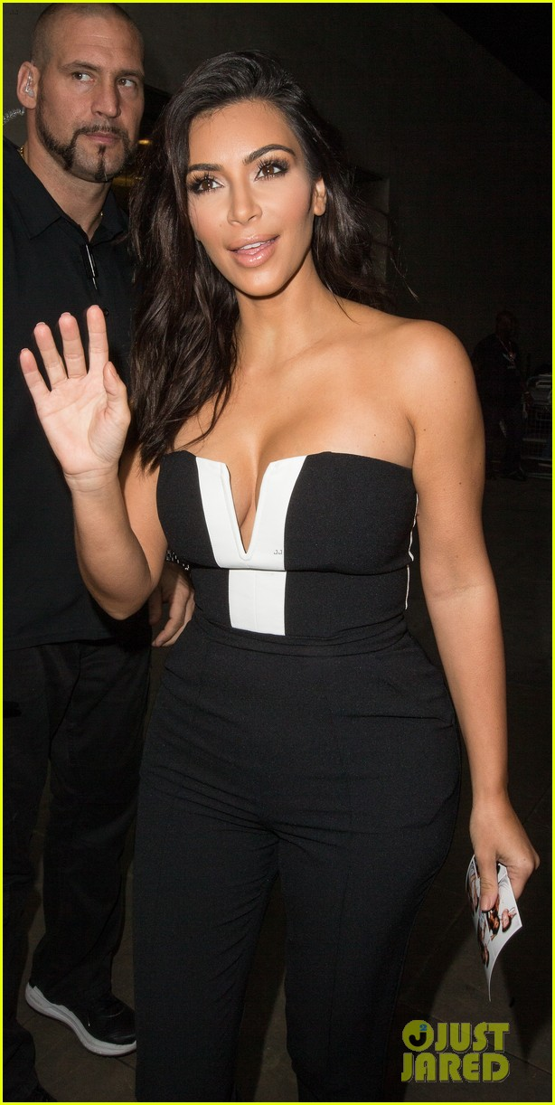 kim kardashian visits bbc radio 1 after being crowned gq 09