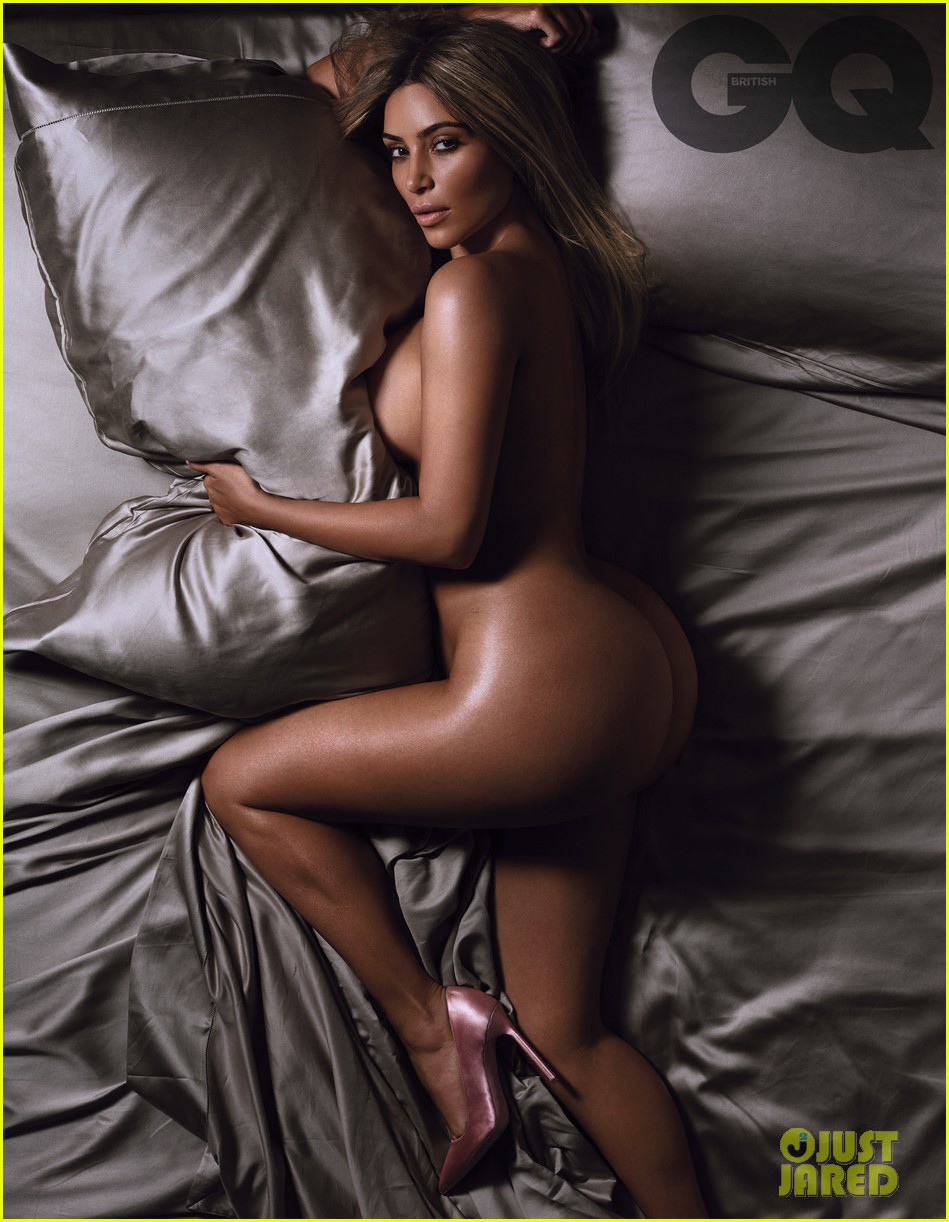 kim kardashian goes totally naked for british gq 023189863