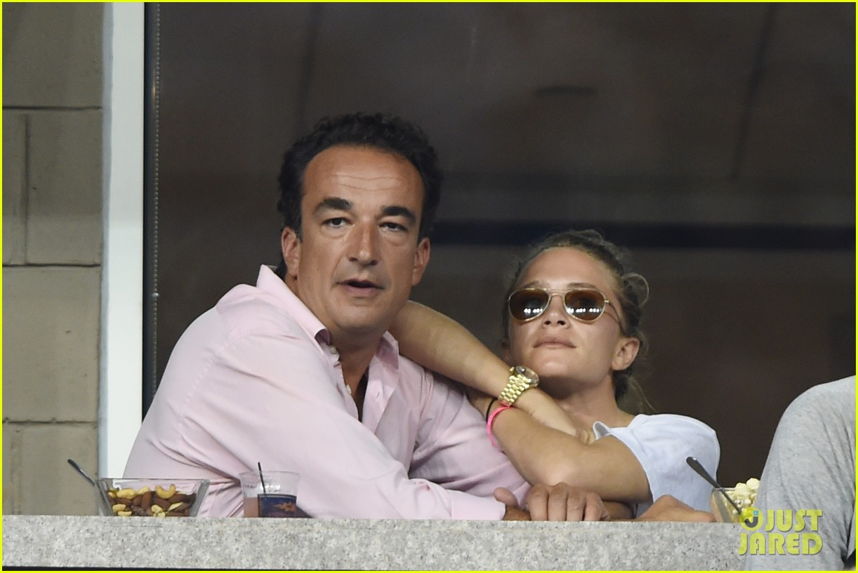 mary kate olsen heidi klum bring they significant others to us open 26