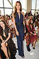 lily aldridge candice swanepoel dvf fashion show 01