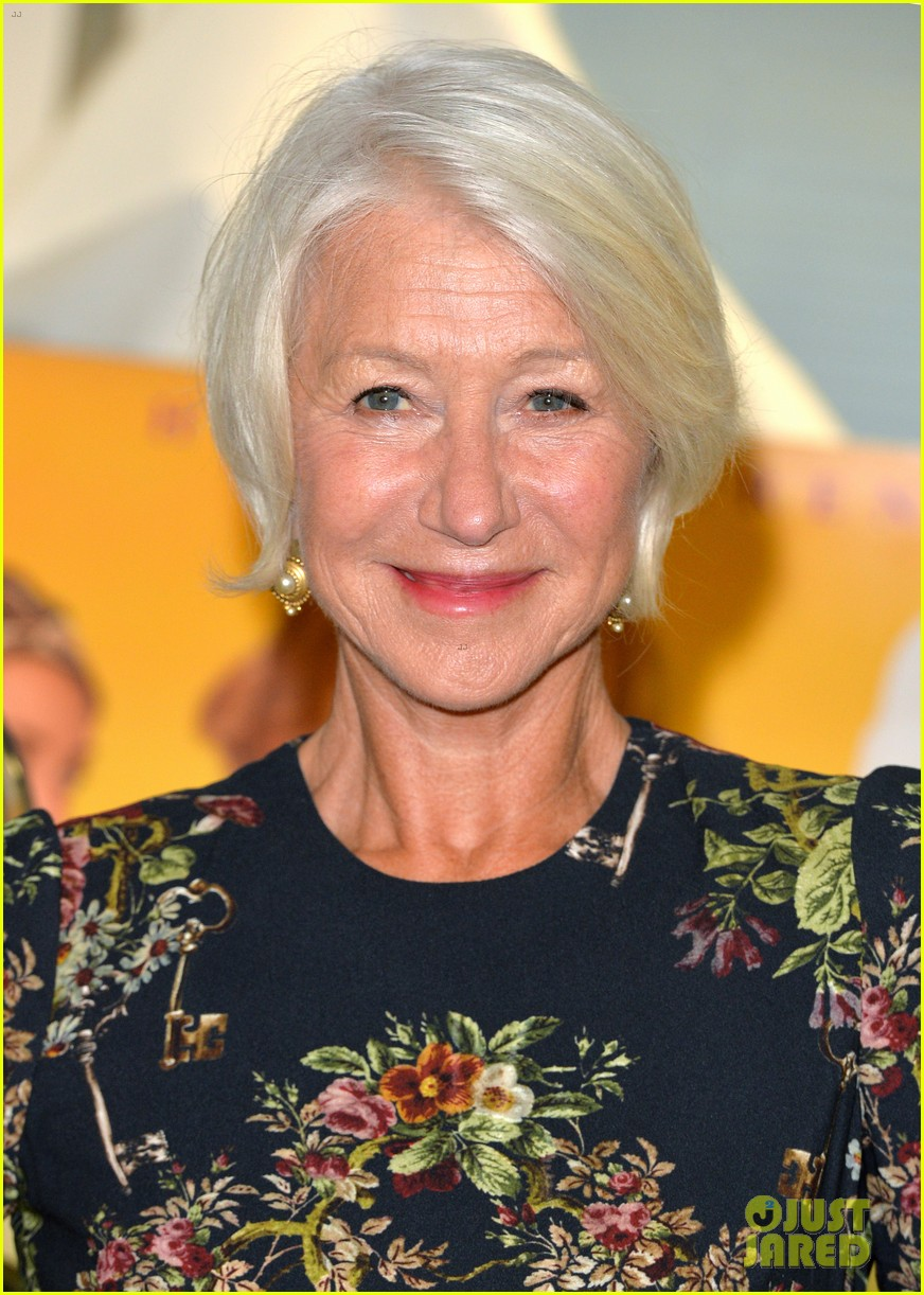 helen mirren is red hot for the gq men of the year awards 2014 03