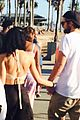 robert pattinson fka twigs spotted holding hands 02