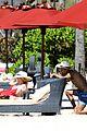 ashlee simpson evan ross enjoying honeymoon in bali 17