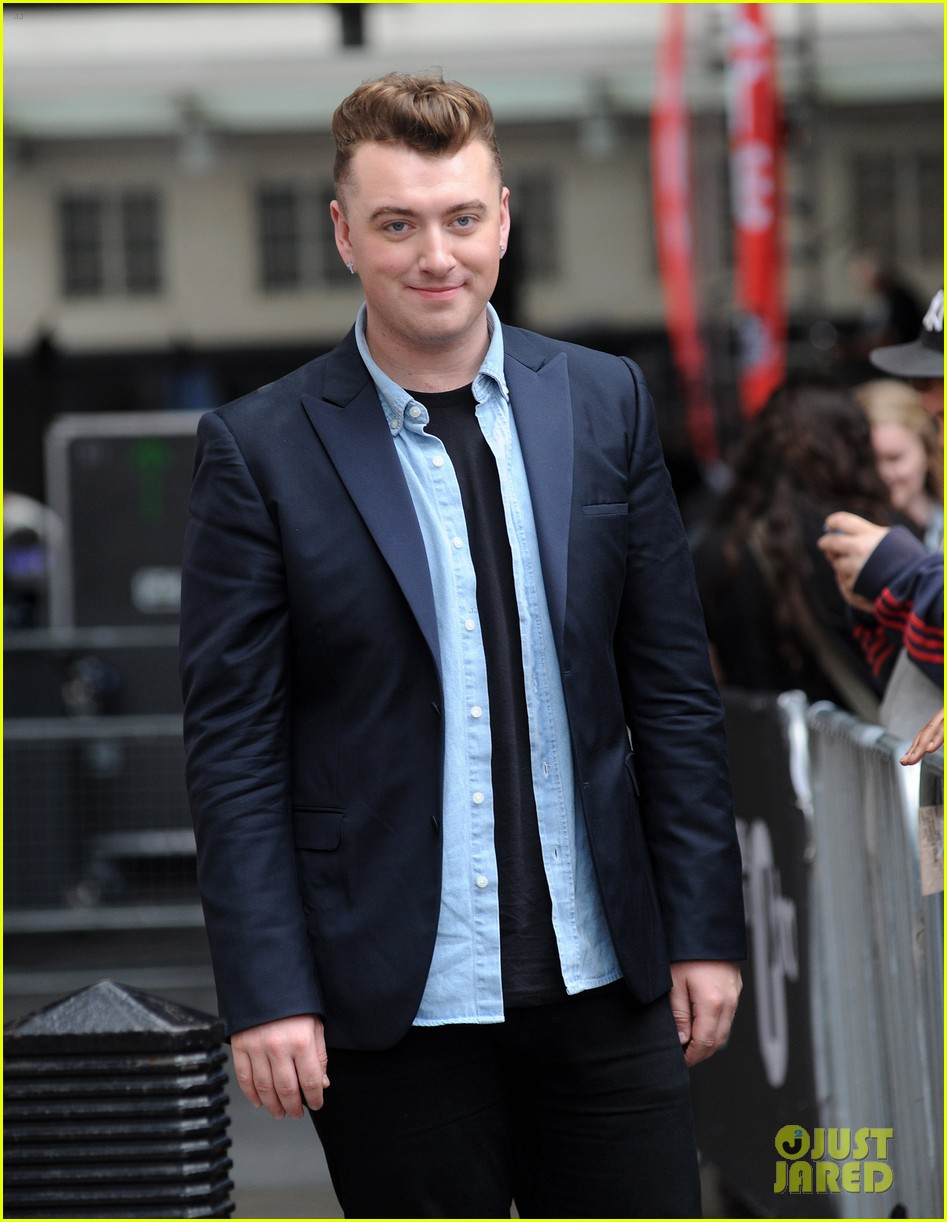 sam smith bbc radio gq men year awards 12