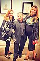 blake lively baby bump travis louie opening 01