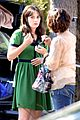 zooey deschanel goes green for new girl 03